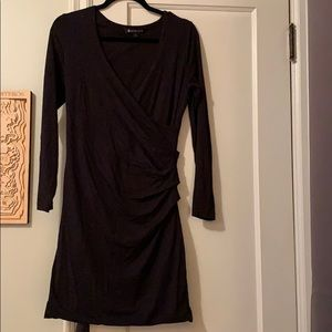 Athleta wrap dress